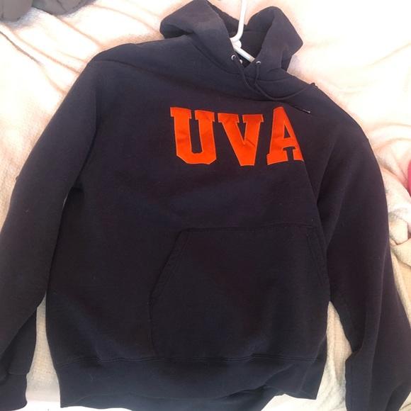 Champion Other - UVA CHAMPION VINTAGE HOODIE